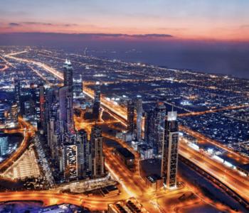 Beautiful Places in Dubai