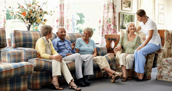 A Senior Living Community