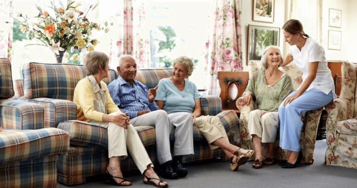 A Senior Living Community