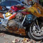 customize your motorcycle
